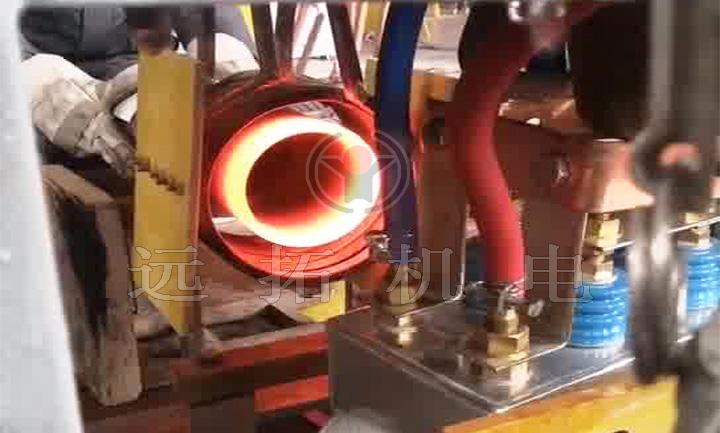 钢管局部加热装置