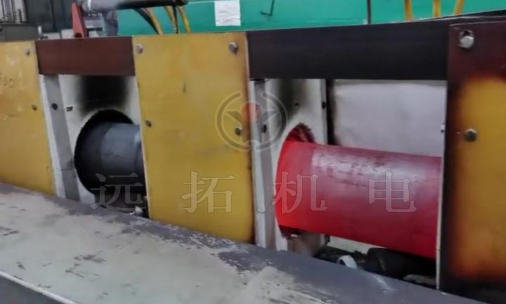 钢管防腐加热设备